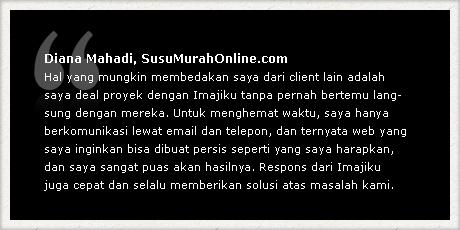 Susu Murah Online